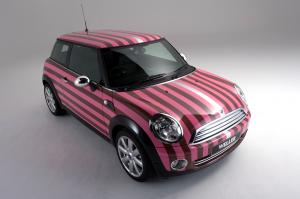 Mini Cooper Paul Weller Design 2010 года