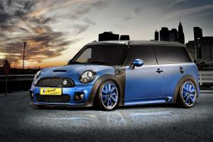 2010 Mini Cooper S Clubman Streetworker by Schmidt Revolution