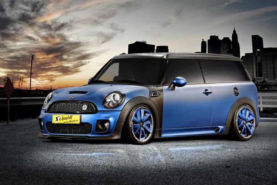 Mini Cooper S Clubman Streetworker by Schmidt Revolution