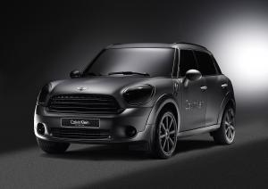 Mini One Life Ball Countryman Designed by Calvin Klein Collection Francisco Costa 2010 года