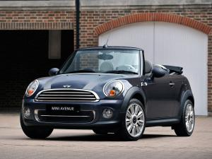 Mini Cooper Cabrio Avenue Package '2011