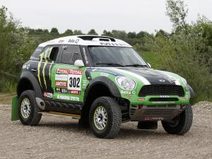 Mini Cooper Countryman All4 Racing '2011