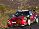 Mini Cooper Countryman JCW WRC 2011 года