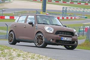 2011 Mini Cooper Countryman S All4 Offroad by Wetterauer