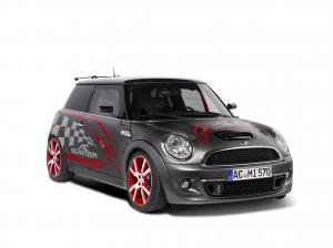 Mini Cooper JCW Eagle by AC Schnitzer 2011 года