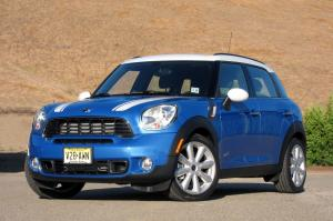 Mini Cooper S Countryman All4 2011 года