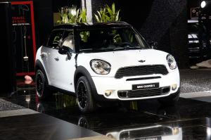 Mini Cooper S Countryman 2011 года