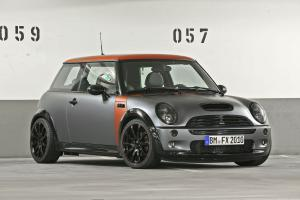 2011 Mini Cooper S R53 ProjectOne by CoverEFX