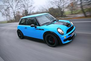 Mini Cooper by CoverEFX '2011