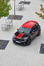 Mini Countryman JCW 2012 года
