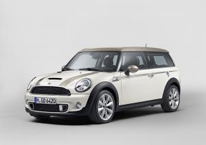 2013 Mini Clubman Cooper S Bond Street White