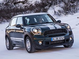 Mini Cooper SD Countryman All4 2013 года