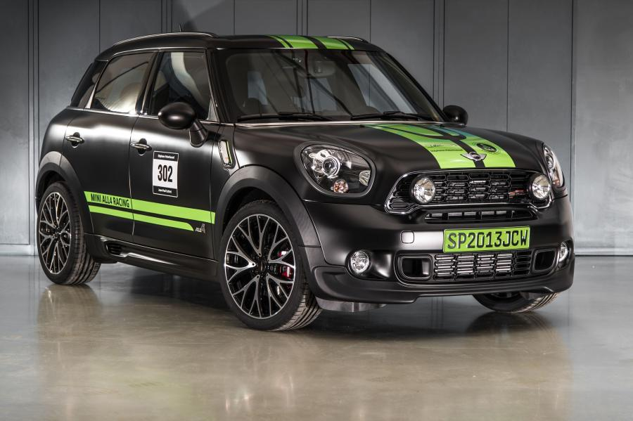 Mini Countryman All4 JCW Dakar 2013 '2013