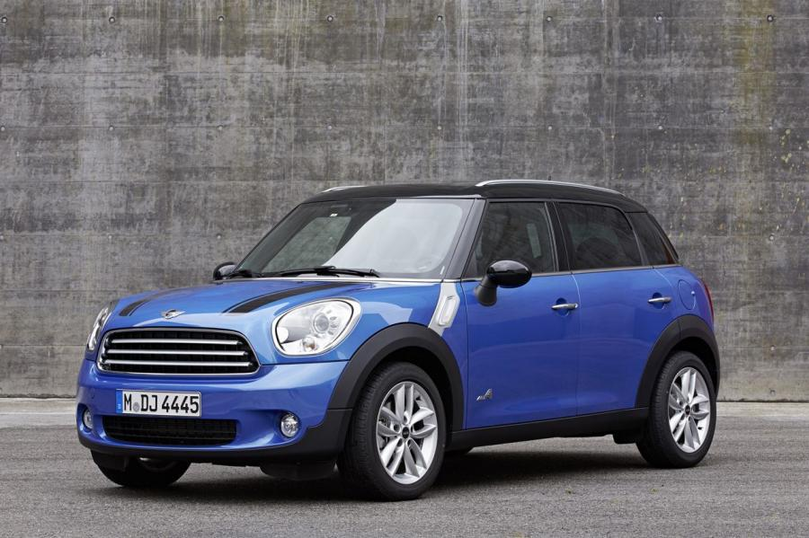 Mini Countryman All4 '2013
