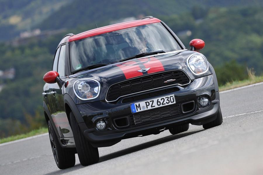 Mini Countryman JCW All4 '2013