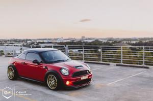 Mini Cooper S Coupe from Australia Tuners 2014 года