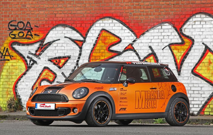 Mini Cooper S by Cam Shaft and PP-Performance '2014