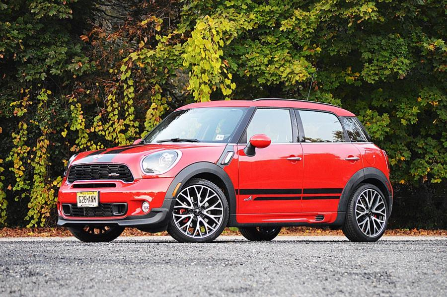 Mini Countryman JCW All4 '2014