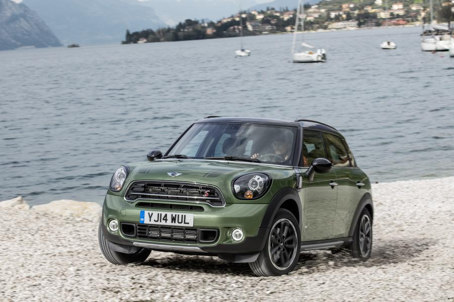Mini Countryman SD '2014
