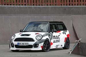 Mini Clubman S by Mac Audio System 2015 года