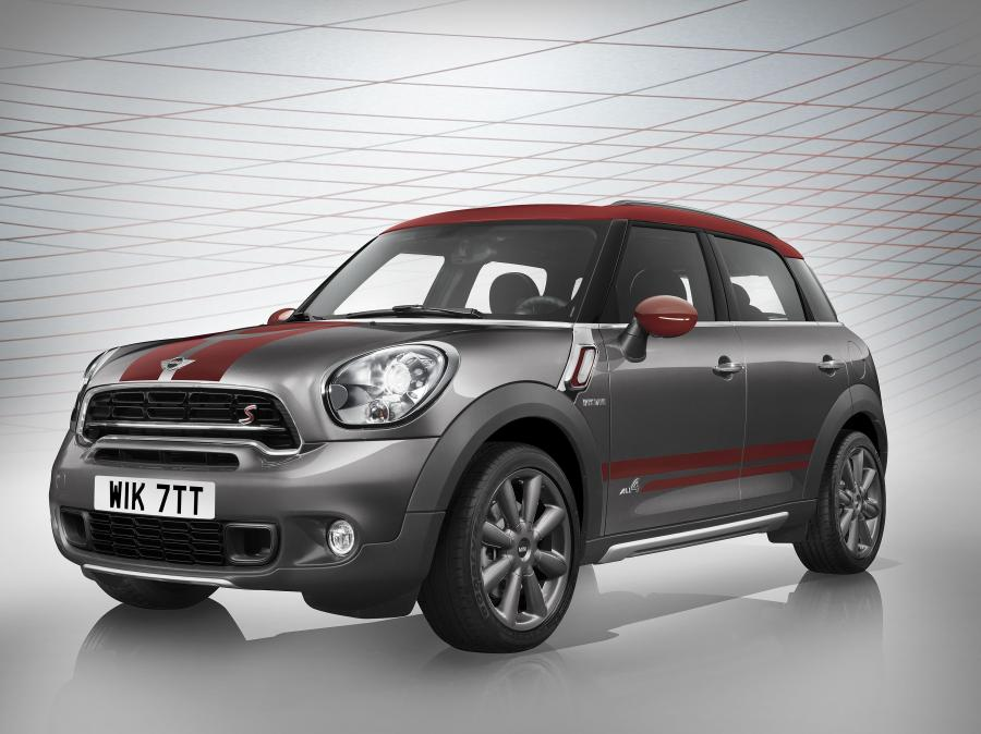 Mini Cooper Countryman Park Lane '2015