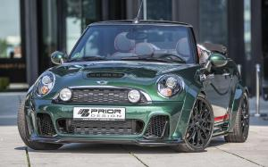 2016 Mini Cabrio PD300+ Aerodynamik-Kit by Prior Design