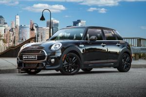 Mini Cooper S 5-Door Carbon Edition 2016 года