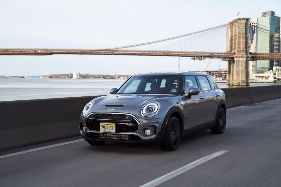 Mini Cooper S Clubman ALL4 (US) '2016