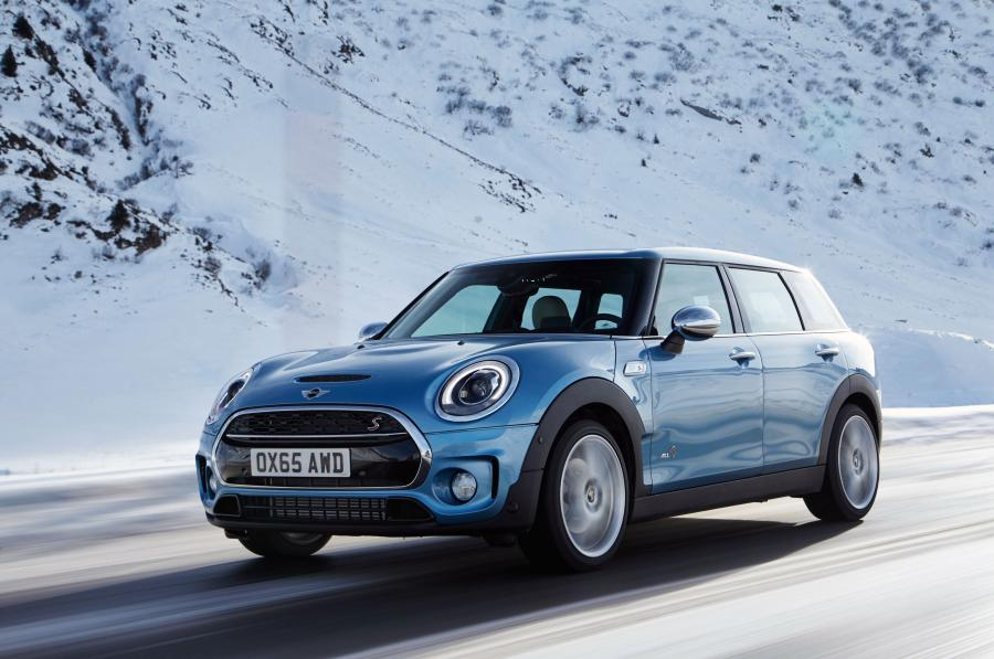 Mini Cooper S Clubman ALL4 '2016