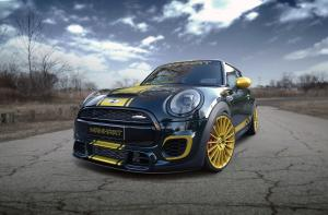 2016 Mini Cooper S JCW F300 by Manhart Racing