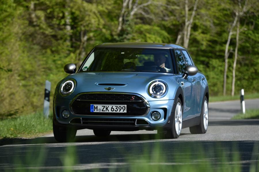 Mini Cooper SD Clubman ALL4 '2016
