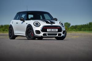 2016 Mini John Cooper Works Challenge Edition