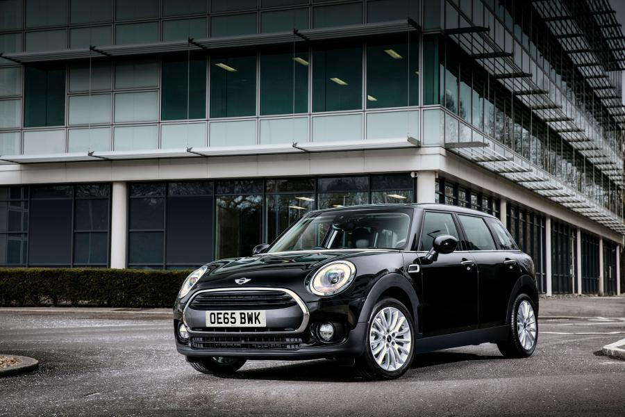 Mini One D Clubman (UK) '2016