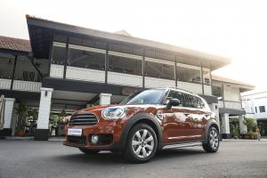 Mini Cooper Countryman 2017 года (SG)