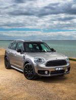 Mini Cooper D Countryman 2017 года (AU)