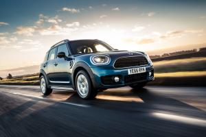 Mini Cooper D Countryman 2017 года (UK)