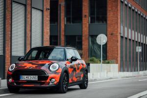 Mini Cooper Design Camo Red by Patrik 2017 года