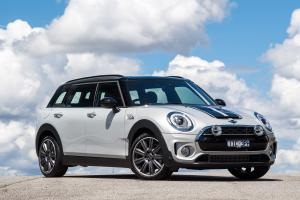 Mini Cooper S Clubman Masterpiece Edition 2017 года (AU)