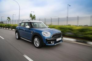 Mini Cooper S Countryman ALL4 2017 года