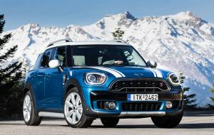 Mini Cooper S Countryman ALL4 Exterior Optic Pack 2017 года (WW)