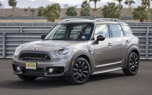 Mini Cooper S E Countryman ALL4 2017 года (NA)