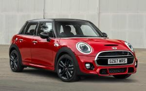 Mini Cooper S Works 210 5-Door 2017 года (UK)