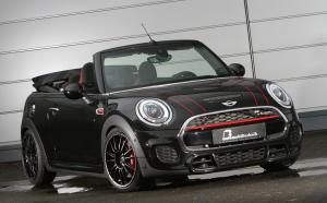 Mini John Cooper Works Cabrio by B&B 2017 года