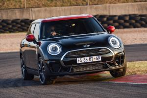 Mini John Cooper Works Clubman 2017 года (ZA)