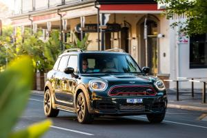 2017 Mini John Cooper Works Countryman