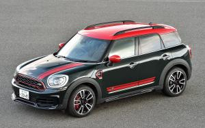 Mini John Cooper Works Countryman 2017 года (JP)