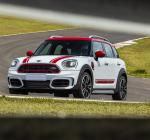 Mini John Cooper Works Countryman 2017 года