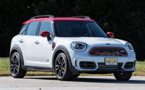 Mini John Cooper Works Countryman 2017 года (NA)