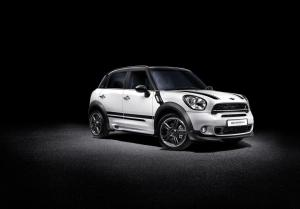 2017 Mini John Cooper Works Countryman Design Edition