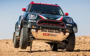 Mini John Cooper Works Countryman Rally 2017 года